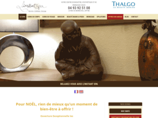 Instant Spa : Centre de bien-être à Nice