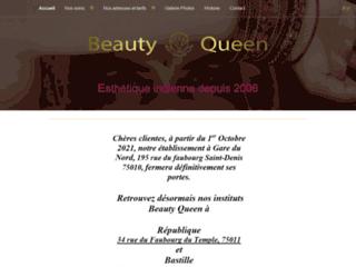 Détails : Centre indien de beauté Paris 10éme - Beauty Queen