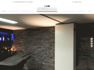 Détails : Institut A Corps Parfait - soin dermo-esthétique
