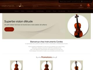 Achat Violon et Violoncelle