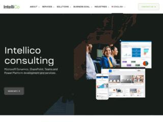 Détails : Développement et collaboration Sharepoint - Conseil Intellico