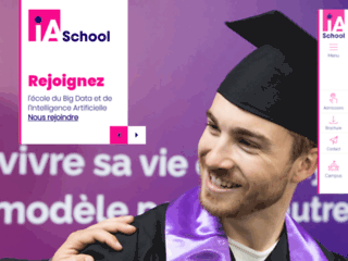 I A School, la plus grande école de l'Intelligence Artificielle en France