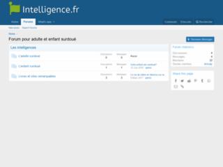 Forum francophone sur la surdouance