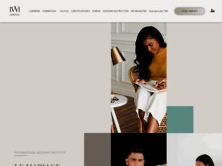 Détails : Portail d'actualités sur les métiers du mariage