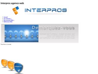 Détails : Interpros agence internet sur Grenoble