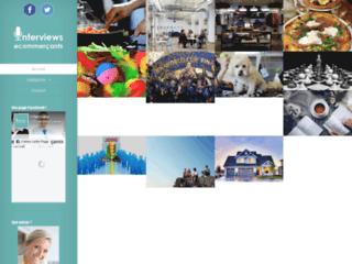Détails : Le journal d'information sur les e-commerçants