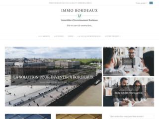 Guide pour investir à Bordeaux avec la loi Pinel