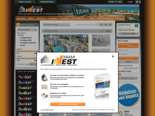 Détails : Investir immobilier Miami