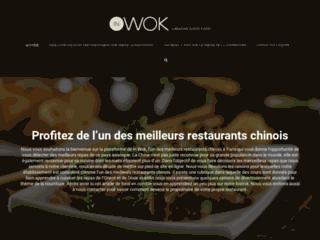 Meilleur  restaurant wok à Paris