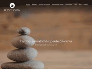Psycho-somatothérapeute à Namur