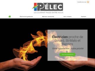 Entreprise d'électricité IP'ELEC à La Richardais