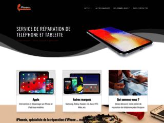 iPhoenix Réparation, votre atelier de dépannage de téléphone