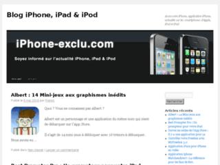 Blog iPhone