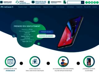 Détails : Portail de réparation de téléphone portable