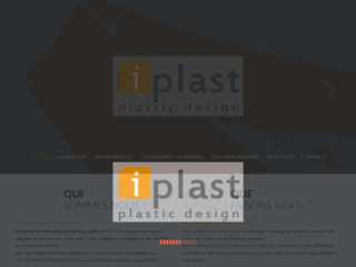 Détails : Iplast : entreprise de transformation de plastiques en plaque