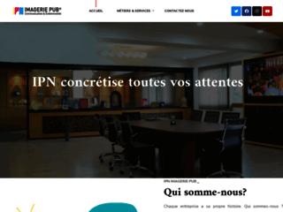 Détails : IPN, agence de publicité Maroc