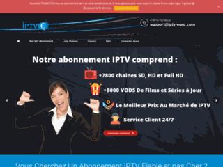 Fournisseur de chaînes IPTV