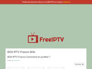 Le comparateur qui facilite l'achat du BOX IPTV