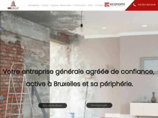 IRK Group : Votre partenaire de construction Bruxellois