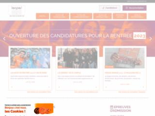 Détails : École de communication