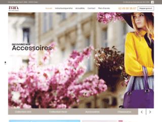 Détails : Isha, Boutique de prêt-à-porter féminin à Caen