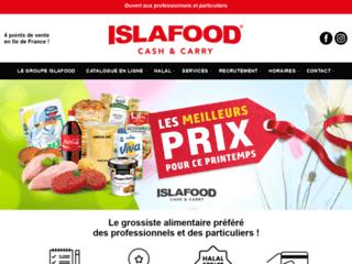 Détails : Isla Food (District Market), grossiste alimentaire à l'Hay les Roses