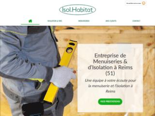 Isol.Habitat à Reims expert de l'isolation