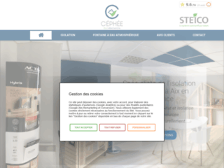 Céphée : Entreprise spécialisée dans l'isolation écologique à Aix en Provence