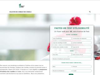 Isolation Comble Maison, tout savoir sur l'isolation à 1 euro