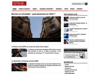 ISTASE : le site sur l'économie et la finance