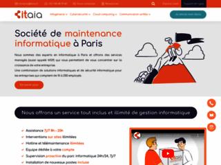 Maintenance Informatique - itaia