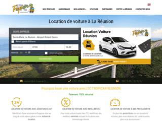 Détails : Louez votre voiture au meilleur prix à l'aéroport de la Réunion