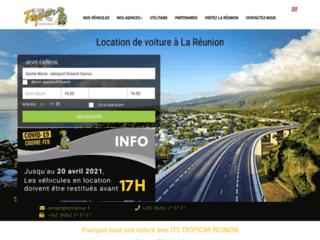 Les locations de véhicules à La Réunion