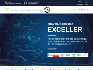iToé - Intelligence numérique