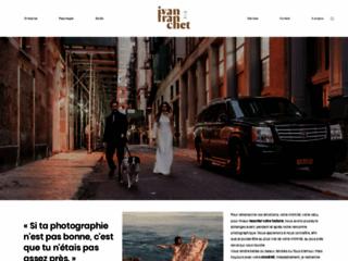Site officiel de Ivan Franchet