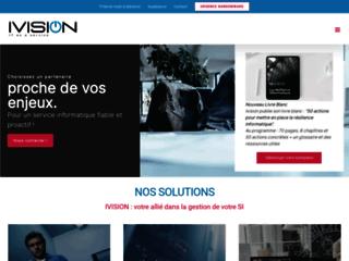 Détails : Ivision, hébergement professionnel
