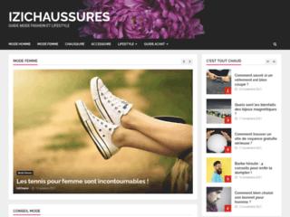 Détails : IziChaussures, boutique de mode et chaussure homme