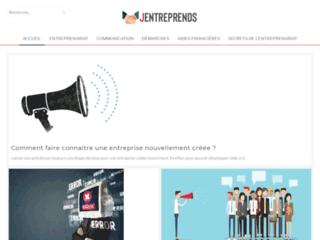 Jentreprends.fr : les bons conseils pour lancer votre entreprise