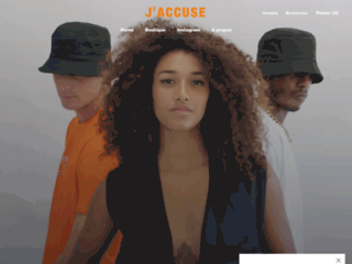 JACCUSE - Marque streetwear engagée