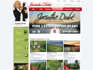 Détails : Jacinthe Dubé  