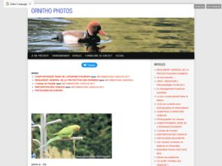 Ornitho-photos