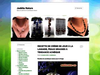 Détails : Bijoux en Pierres, Produits de beauté Bio et cosmétiques - Jadélia Nature