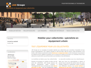 JAD Groupe, partenaire des collectivités