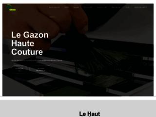 Détails : Fabricant - Grossite - Gazon Synthétique