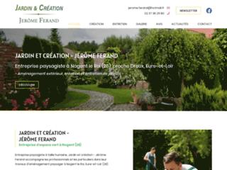 Jardin et Création