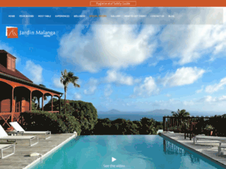 Détails : Jardin Malanga : hôtel de charme en Guadeloupe