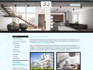 Architecte Noisy-le-Sec