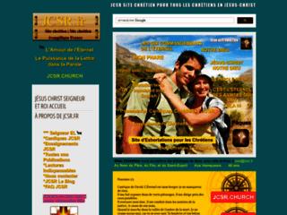 JCSR Site Chrétien