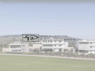 Entreprise JD SA, promotion immobilière