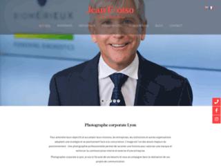 Jean Fotso photographe professionnel Lyon